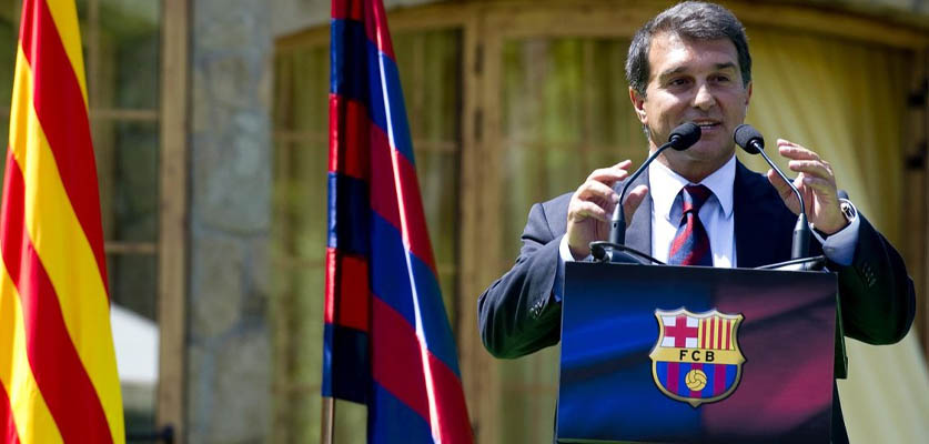 كورونا يؤجل الانتخابات الرئاسية لنادي برشلونة