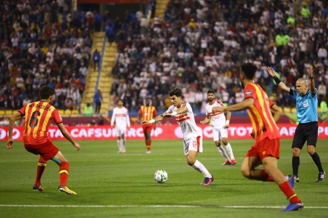 رسميا : مباراة الترجي ضد الزمالك بحضور جماهيري