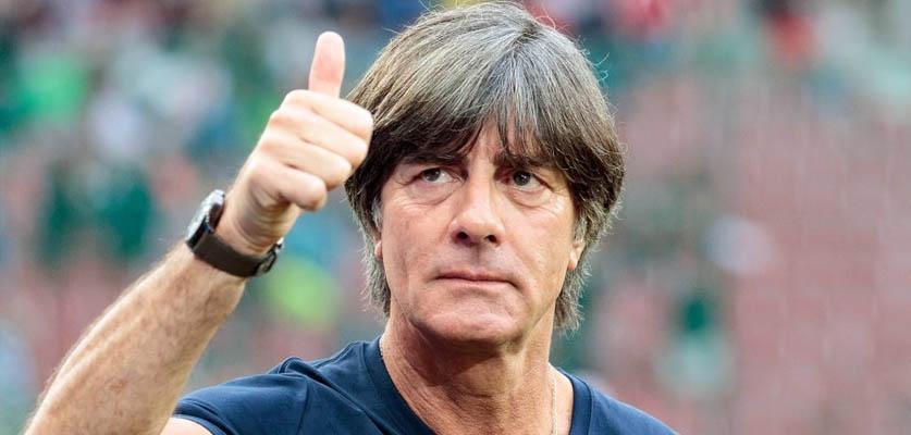 """يواكيم لوف: """"سأتخلى عن تدريب ألمانيا مع نهاية كأس أوروبا 2020"""""""