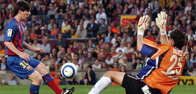 في مثل هذا اليوم في تاريخ الدوري الإسباني