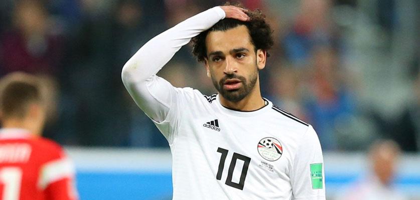 الإتحاد المصري يعلن محمد صلاح قائدا للمنتخب المصري