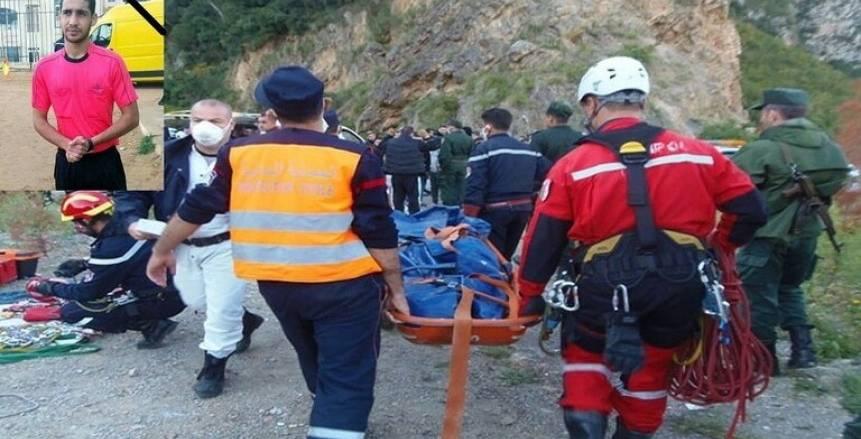 الشرطة تلقي القبض على قاتل حكم كرة القدم الجزائري