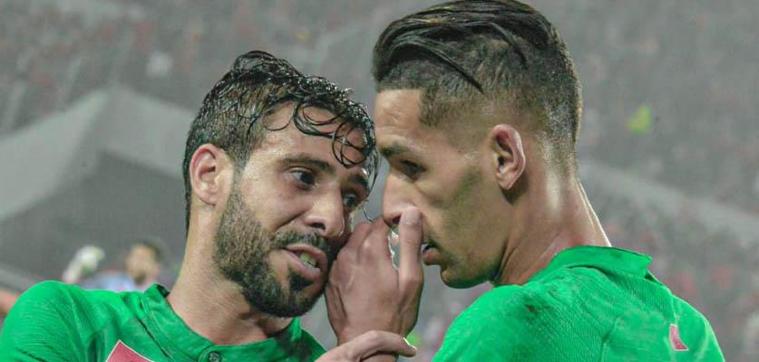 الشابي يبعد عميد الرجاء عن قائمة اللاعبين المستدعاة لمباراة المغرب الفاسي