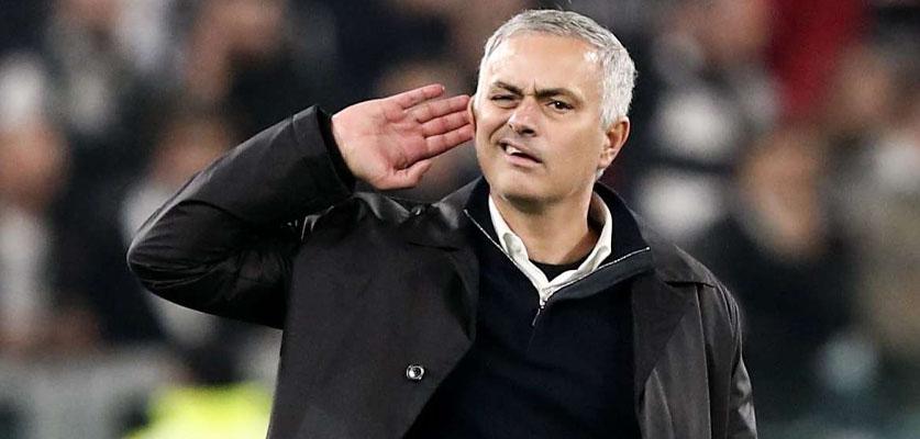 مورينيو مدربا لروما الإيطالي ابتداءا من الموسم القادم