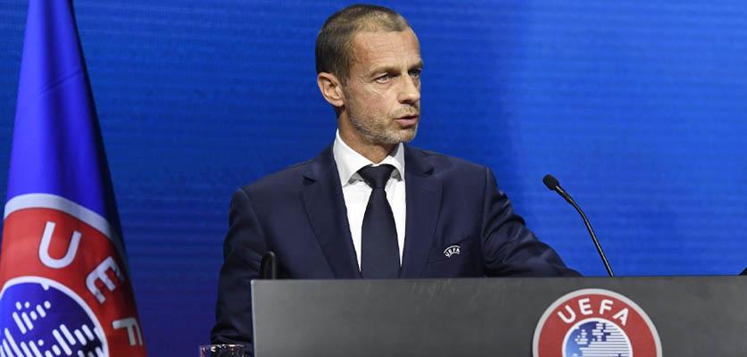 الويفا تهدد الأندية المتبقية في السوبر ليغ بالعقوبات
