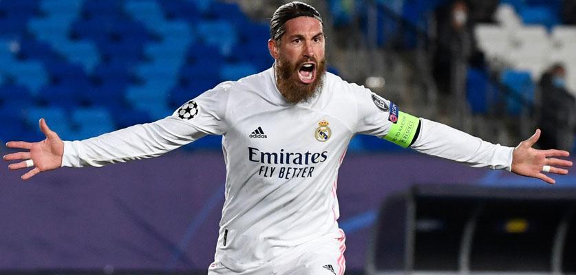 راموس يودع جماهير ريال مدريد برسالة مؤثرة