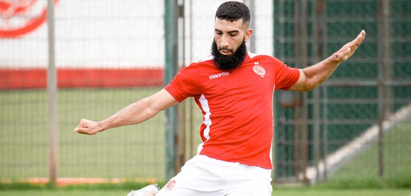الوداد الرياضي يوقف مفاوضاته مع بركان بخصوص سفيان المودن