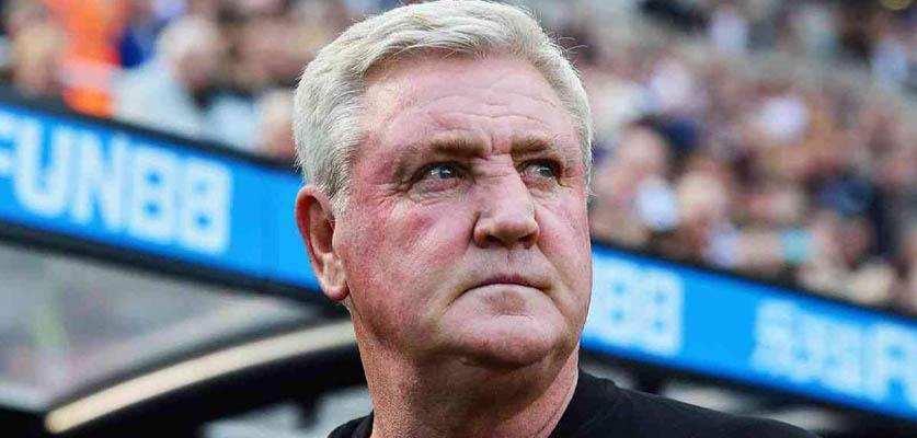 رسميا.. إقالة ستيف بروس مدرب نيوكاسل يونايتد