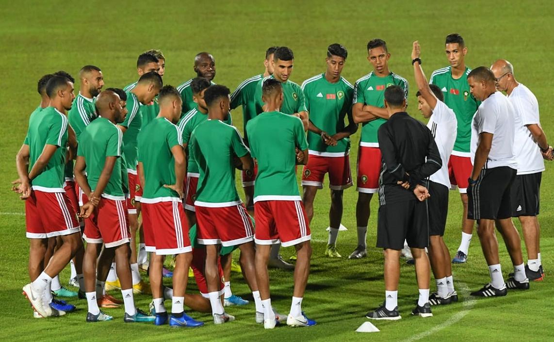 تجمع إعدادي للمنتخب المغربي للاعبين المحليين ما بين 20 و28 نونبر