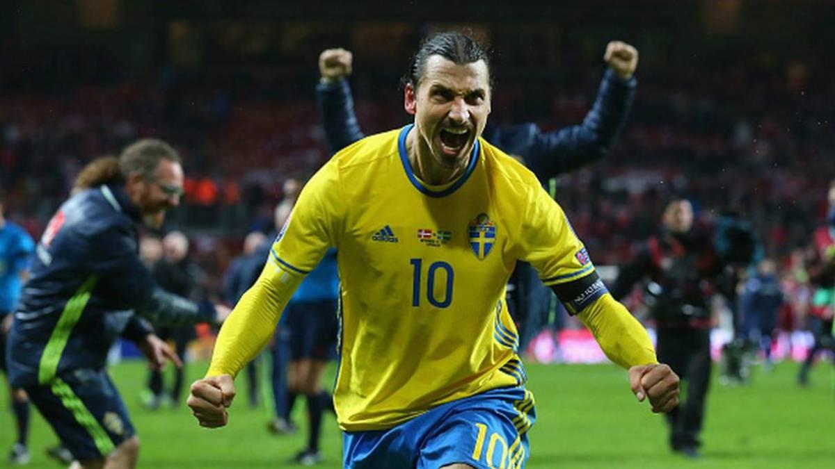 بعد اعتزاله دوليا قبل مدة...زلاطان قريب من العودة للمنتخب السويدي