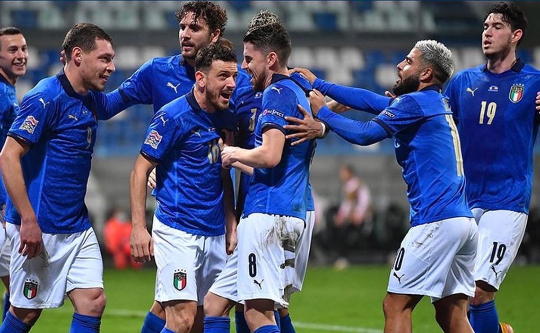 إيطاليا و بلجيكا يصلان نصف النهائي لمسابقة دوري الأمم الأوروبية