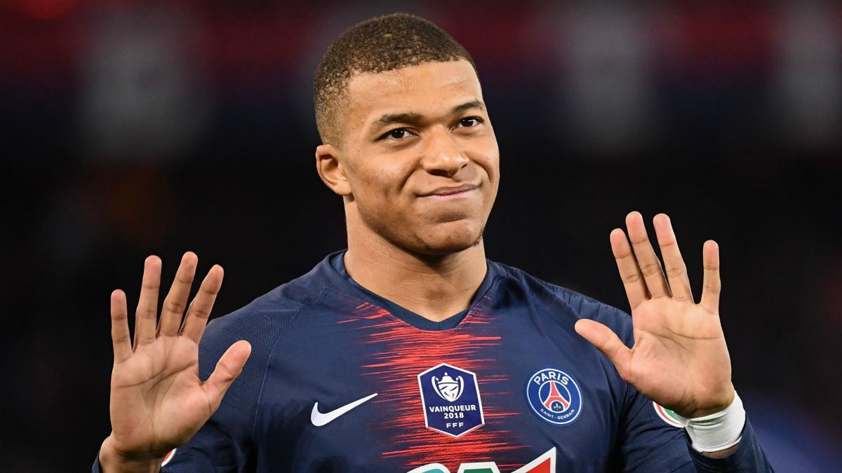 باريس سانجيرمان يجد اللاعب المناسب لتعويض رحيل امبابي