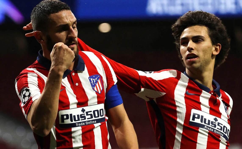 أتليتيكو مدريد يتعادل مع ضيفه بارين ميونخ ويفرط في فرصة التأهل للثمن